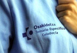 OSAKIDETZA TEMARIO ESPECÍFICO CELADOR/A