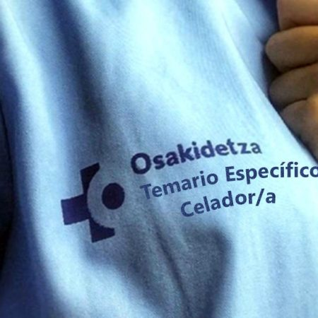 OSAKIDETZA CELADOR/A